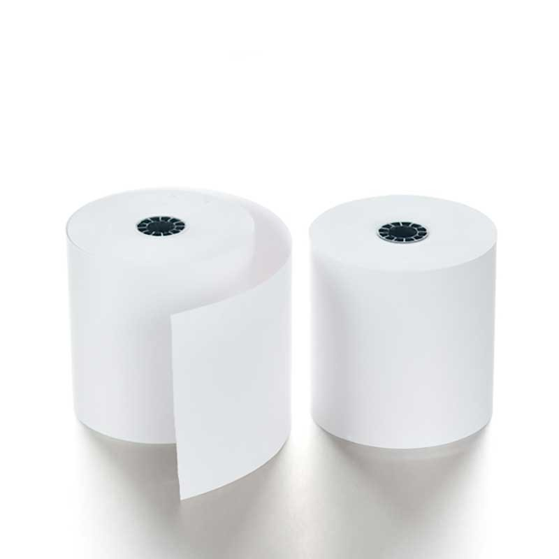 POS Paper - 2-1/4in x 150ft - Bond - Case of 50
