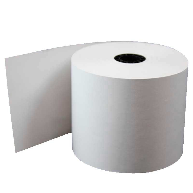 ATM Paper - Cross / Tranax - 3-1/8 in x 815 ft - Heavyweight Thermal