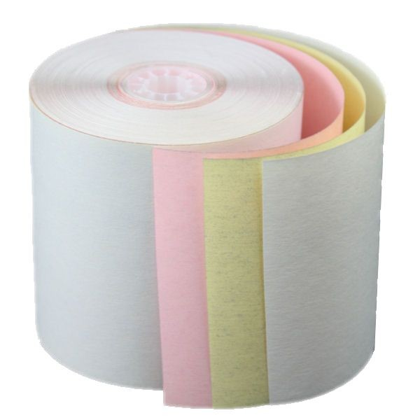 POS Paper - 3in x 67ft - 3-Ply - Case of 50