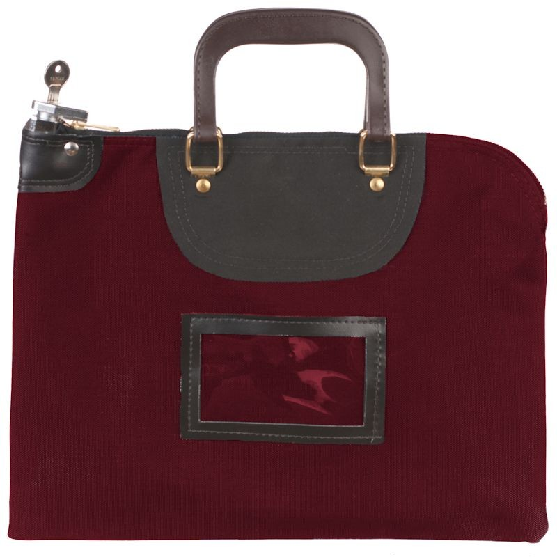 19W x 15H Fire Resistant Locking Bag - Made to Order