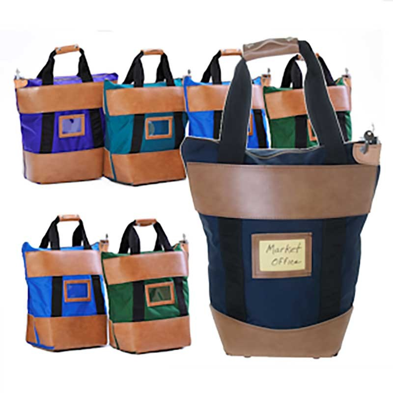 11W x 24H x 8D Courier Bag - Made to Order