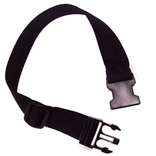 Belt Extender for Belt Bags - Extends 10 to 16 Inches