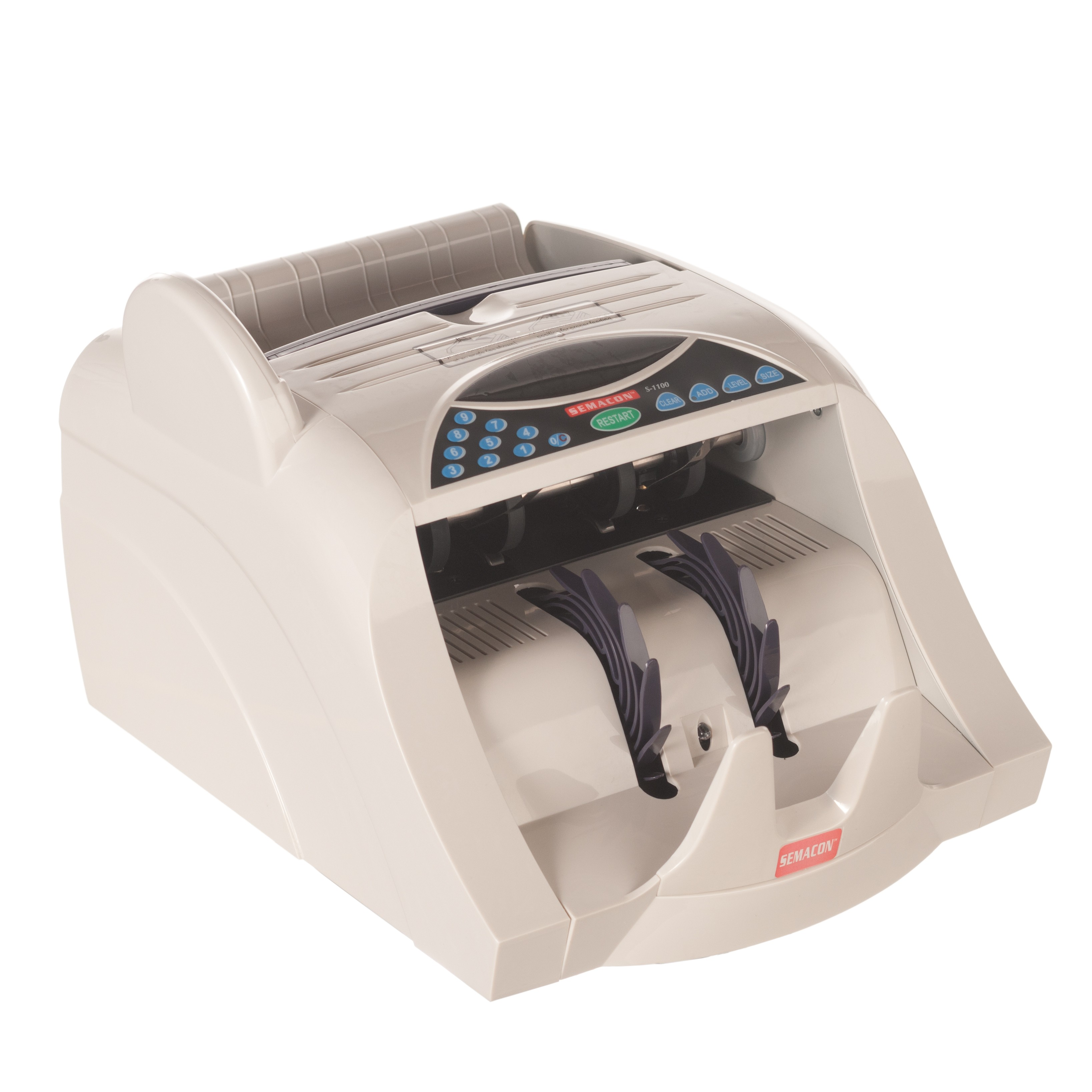 Semacon S-1100 Series Heavy Duty Currency Counters