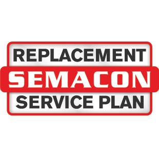 Semacon 2 Year Next Day Replacement Service Plan Extension - S-2500