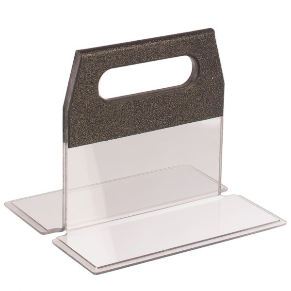 Bottom Portion Only (Base / Handle) for 6 Tray (10-1/4W x 8-1/4H x 8-1/2D) Chip Carrier