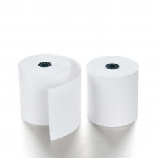 POS Paper - 2-1/4in x 150ft - Bond - Case of 100