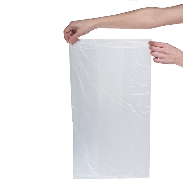 15W x 23H x 9D - Trash Can Liner - 8 Gallon