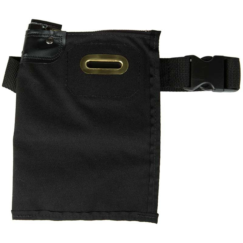 7W x 9H Tip Bag w/Adjustable Belt - Made to Order