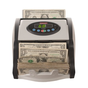 Semacon S-1015 Currency Counter